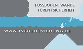 123Renovierung Logo
